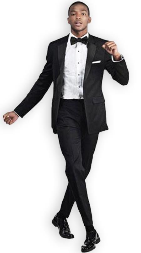 Alberto Nardoni Mens Style Single Breasted black Overcoat