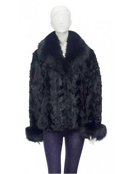 Mens mink coat