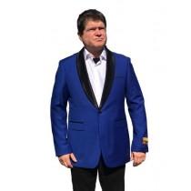 Mens Fashion Big And Tall Sport Coats Jackets Royal Blue
