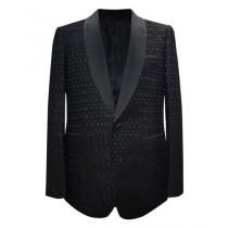 Mens Big And Tall Plus Size Sport Coats Jackets Blazer Black