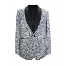 Mens Big And Tall Plus Size Sport Coats Jackets Blazer White