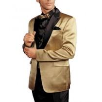 Mens Big And Tall Plus Size Sport Coats Jackets Blazer Gold