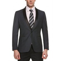 Mens Big And Tall Plus Size Sport Coats Jackets Blazer Grey