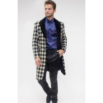 Mens Long-sleeved Wool texture Wool Barabas Butcher