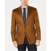 Chesnut brown Notch collar Wool - Vicuna - Coat