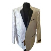 Alberto Nardoni White  Men's Dinner Jacket