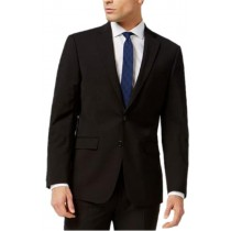 Alberto Nardoni Two Button Closure Slim Fit In Black
