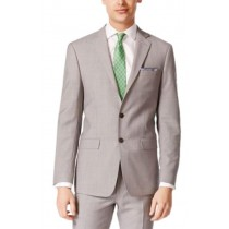 Alberto Nardoni Button Closure Slim Fit Suit In Light Grey