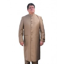 Mens Fashion Tan big and tall Plus Size Sport coats Jackets