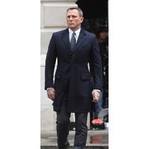 Daniel Craig Overcoat - James Bond Overcoat