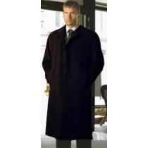 Mens Dress Coat Alberto Narodni Wool Blend ~ Overcoat - Mens Topcoat