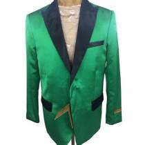 Mens Green Cheap Priced Designer Fashion Dress Casual Blazer On SaleTwo Button Blazer