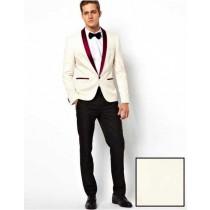 Mens white Cheap Priced Designer Fashion Dress Casual Blazer