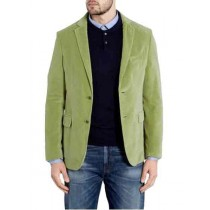 Mint / Lime green velvet blazer mens Sport Coat Jacket
