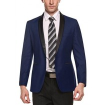Alberto Nardoni Long Sleeve Business  In Dark Blue