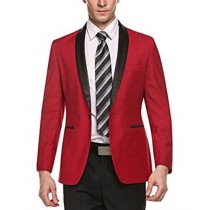 Red Long Sleeve Alberto Nardoni Business