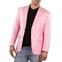 Alberto Nardoni One Ticket Pocket Pink Linen