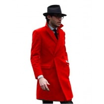 Mens Knee Length Pea coat  Mens Peacoat