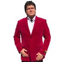 Alberto Nardoni Hot Pink ~ Fuchsia Overcoat