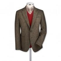 Tweed Sportcoats - Tweed Blazer brown