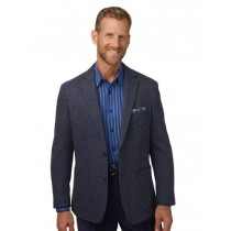 Tweed Sportcoats - Tweed Blazer  Dark Grey