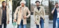 mens trenchcoat by style