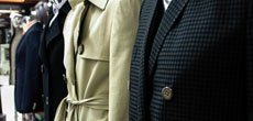 overcoats by style
