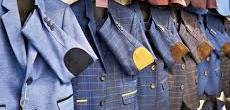 sport coats by fabric